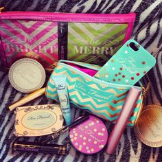LOVE All Of My FABULOUS Too Faced Makeup!!