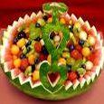 Love Fruit on a hot summer evening