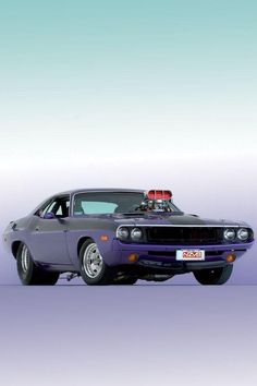 Pro street 70 Challenger--FASTER THAN ABER'S MULE - MOTORIZED VEHICLES - Cars, Trucks, Bikes and more - Carzz