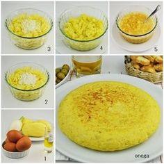 Como cocinar Tortilla de patatas light al microondas. Recetas de Microondas. Únicamente2 cucharadassoperas deaceitees lo que utilizo para hacer ...
