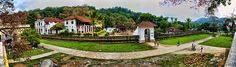 Kandy, Sri Lanka #Kandy #Panorama #SriLanka India Travel, Kandi, Sri Lanka, Mansions, House Styles, Decor, Decoration, Manor Houses, Villas