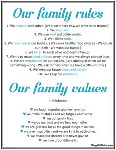 family rules - family valuesYou can find Family rules and more on our website.family rules - family values Foster Parenting, Gentle Parenting, Parenting Advice, Kids And Parenting, Foster Parent Quotes, Peaceful Parenting, Family Rules Printable, Bujo, Rules For Kids