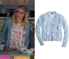 Young and Hungry: Season 3 Episode 6 Gabi's Blue Cardigan