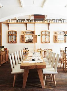 """Lacrimi si sfinti (""""Tears and Saints"""") is a restaurant located in Bucharest, Romania, and was designed by Cristian Corvin."""