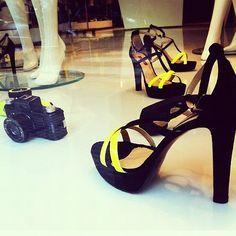 Chiara Ferragni shoes at Mimma Ninni store - @Chiara Ferragni- #webstagram