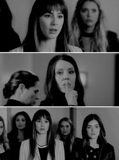 PLL 7x19 - she did this for you