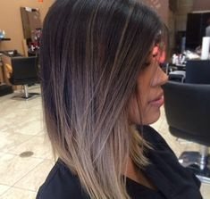 Loving this color and cut!