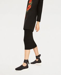 LACE-UP SNEAKERS-View all-SHOES-WOMAN | ZARA United States