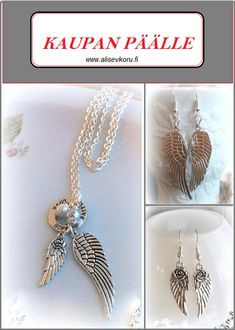 www.alisevkoru.fi Pearl Earrings, Drop Earrings, Pearls, Jewelry, Pearl Studs, Jewlery, Bijoux, Bead Earrings, Beads