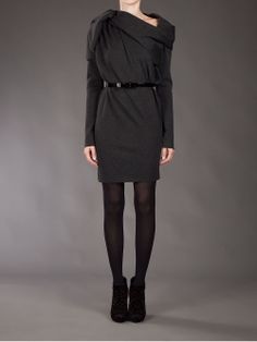 Lanvin Origami Dress - - Farfetch.com