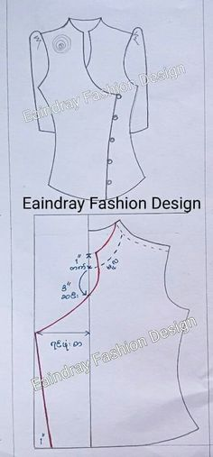 45 Trendy sewing patterns blouse You are in the right place about Bodice sketch Here we offer you the most beautiful pictures about the floral Bodice you are looking for. When you examine the 45 Trend Sewing Paterns, Dress Sewing Patterns, Blouse Patterns, Clothing Patterns, Sewing Collars, Bodice Pattern, Sewing Blouses, Creation Couture, Couture Sewing