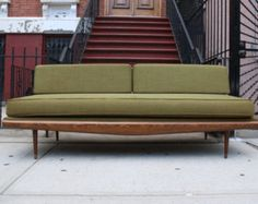 SOLD - Mid Century Modern Couch / Day Bed