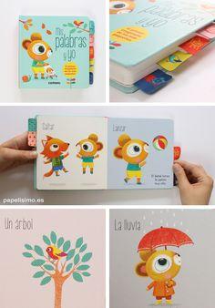 Libros-infantiles-para-fomentar-la-lectura-Mis-palabras-y--yo