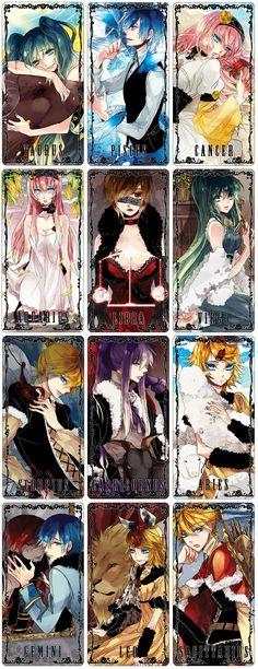 Vocaloid Zodiac~