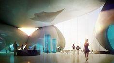 Batumi Aquarium :: Henning Larsen Architects