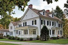 New Old House design by architect Peter Zimmerman, Connecticut