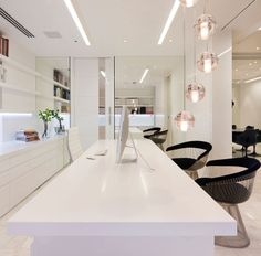 Designs by Planter and Saarinen | Rob Mills Architecture  Commercial Architect Melbourne BPM Head Office 001