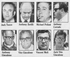Mafia Crime, Chicago Outfit, Mafia Gangster, Mafia Families, Real Man, Vintage Photos, Nostalgia, Mobsters, Detroit Michigan