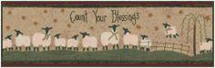 Sheep Cross Stitch Pattern