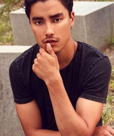 "Remy Hii - ""Dequan Li from Anabel's Awakening"" Sexy Asian Men, Sexy Men, Remy Hii, Dramatic Arts, Australian Actors, Sharp Objects, Distinguish Between, Better Together, Male Face"