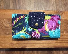 cash envelope system wallets-coin pouches-key fobs by HeartofHarshey Diy Cash Envelope Wallet, Cash Envelope System, Cash Envelopes, Paper Envelopes, Dave Ramsey Envelope System, Cute Wallets, Floral Clutches, Clutch Wallet, Pouches