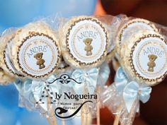 Pirulitos de Pipoca Aly Nogueira