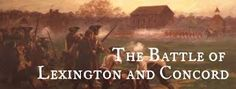 Image result for lexington and concord