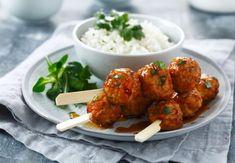 Yakitori, Tandoori Chicken, Tapas, Bbq, Ethnic Recipes, Food, Texture, Dumplings, Vinegar