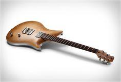 """GUITARRAS ELÉTRICAS RELISH  Relish Guitars é uma jovem marca de guitarra suíça que fabrica esta deslumbrante e-guitarra chamada """"Jane"""". Veja mais detalhes: http://www.filtromag.com.br/guitarras-eletricas-relish/"""