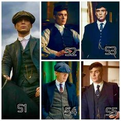 Peaky Blinders Thomas, Cillian Murphy, The Unit, Seasons, Amazing, Instagram Posts, Movie Posters, Fictional Characters, Archive