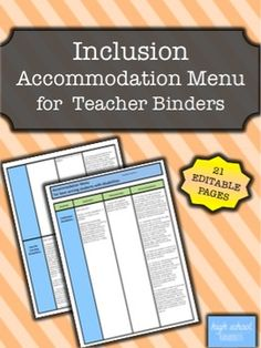 what should teachers know about accommodations for students with disabilities Training institute on what teachers need to know  8 things every teacher should know about  students with dyslexia need accommodations to.