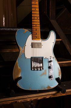 Fender Telecaster, Vintage Telecaster, Telecaster Custom, Fender Guitars, Guitar Amp, Cool Guitar, Acoustic Guitar, Vintage Electric Guitars, Vintage Guitars