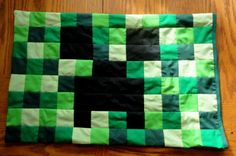 Craft with Minecraft! Check out these 20 Etsy Finds! Might be an easy DIY!