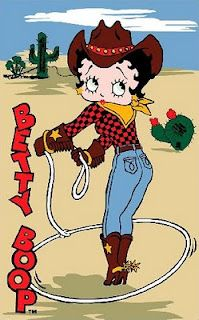Betty Boop - Rope Trick