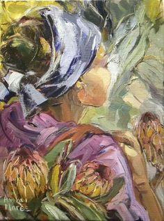 Portraits, Portrait Art, Art Pictures, Art Pics, South African Artists, Girl Face, Figurative Art, Art Gallery, Fine Art