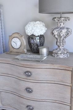 Nightstand styling t