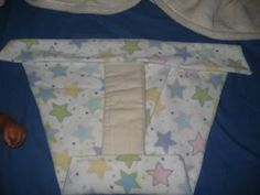 My Favorite Flat Fold! (picture tut) - Cloth Diapers & Parenting Community - DiaperSwappers.com