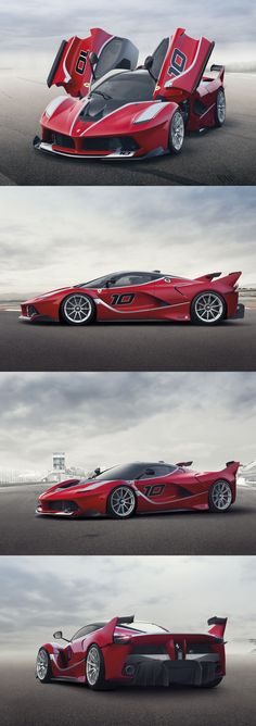 What the FXX K Say hello to this bad boy, the Ferrari FXX K - a hardcore 1021bhp LaFerrari built for the track #CarFlash