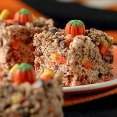 Halloween Crispy Treats