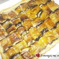 Μελιτζανομπουκιές Food Network Recipes, Cooking Recipes, The Kitchen Food Network, Greek Cooking, Tasty, Yummy Food, Greek Recipes, Food To Make, Cake Recipes