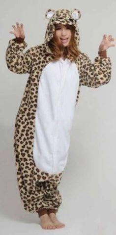 Hot-Unisex-Adult-Pajamas-Kigurumi-Cosplay-Costume-Animal-Onesie-Sleepwear