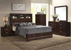 Belmont 7 Pc. Queen Bedroom - altview1