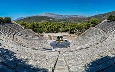 Theater of Epidaurus.