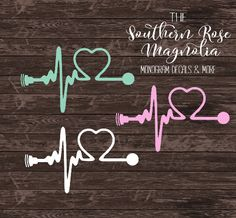 A personal favorite from my Etsy shop https://www.etsy.com/listing/573257931/ultrasound-tech-decals-registered