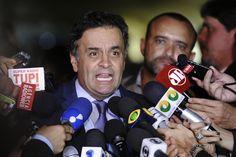 O jornalista Lucas Ferraz, que revelou o caso do aeroporto de Cláudio, descreve a campanha mentirosa contra a reportagem; grampos do processo contra Aécio Neves no STF mostram que o local continua sob o controle do político