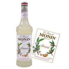 Monin Syrup - 70cl Almond