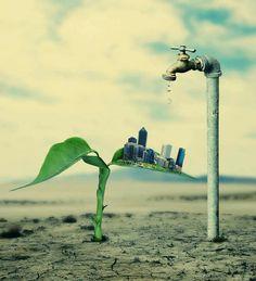 Go green, save Earth #gogreen #sustainability #dreamoutloud