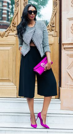 Fashion Blogger London Tall Girl joins L.K.Bennett to talk style, inspiration and midi-skirts.