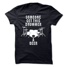 #Automotivetshirt... Awesome T-shirts  Worth :$21.00Purchase Now  Low cost Codes View pictures & pictures of Someone Get This Drummer A Beer t-shirts & hoodies:Should you don't completely love our design, you possibly can SEARCH your favourite one through the use ....