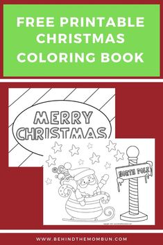 I have a preschooler who is obsessed with coloring. They have big designs that make practicing coloring in the lines easier. Free Christmas Coloring Pages, Easy Coloring Pages, Coloring Pages For Kids, Coloring Books, Free Coloring, Christmas Activities For Kids, Outdoor Activities For Kids, Free Christmas Printables, Free Printables